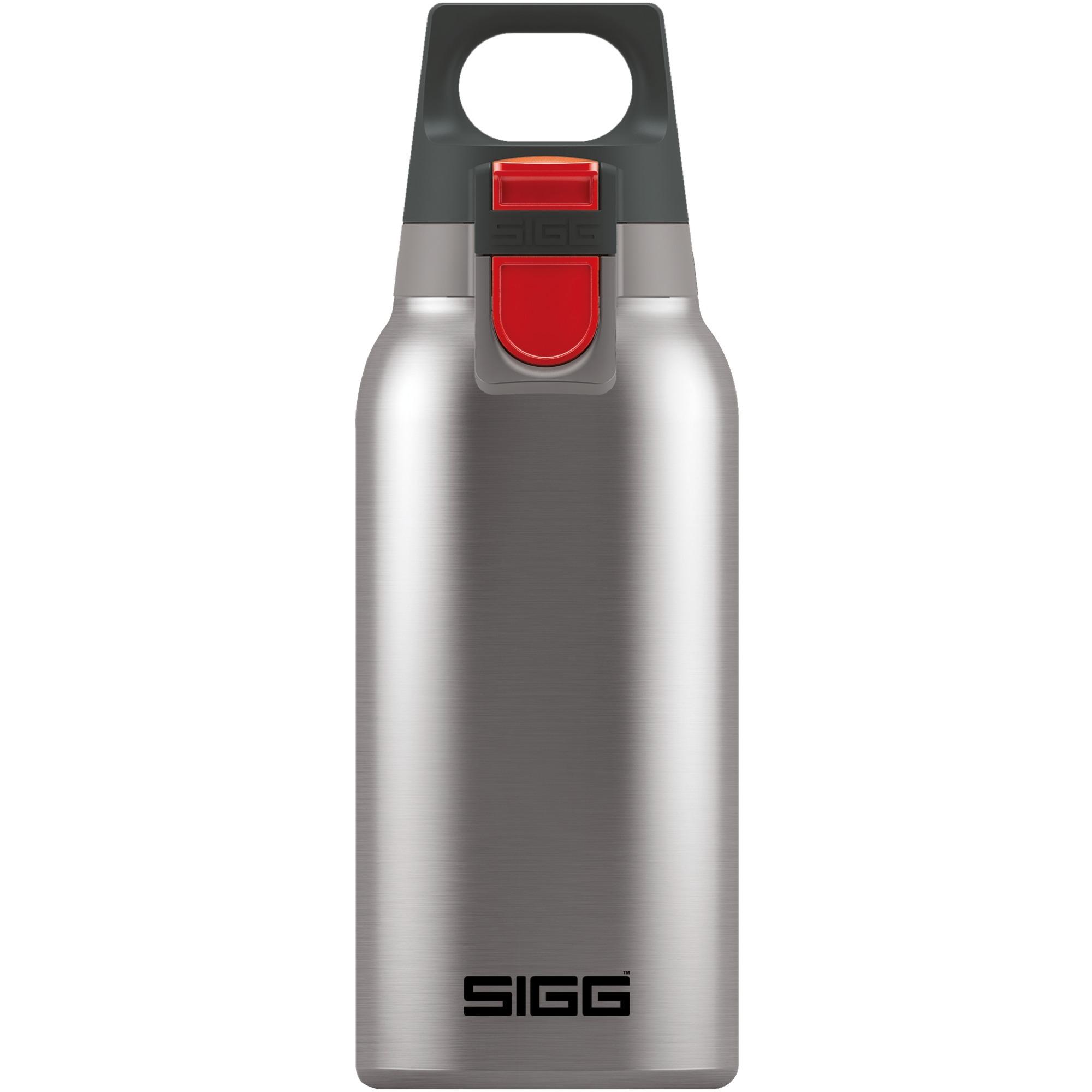 Sigg Hot Cold One Brushed 03 Liter Thermosflasche Edelstahl