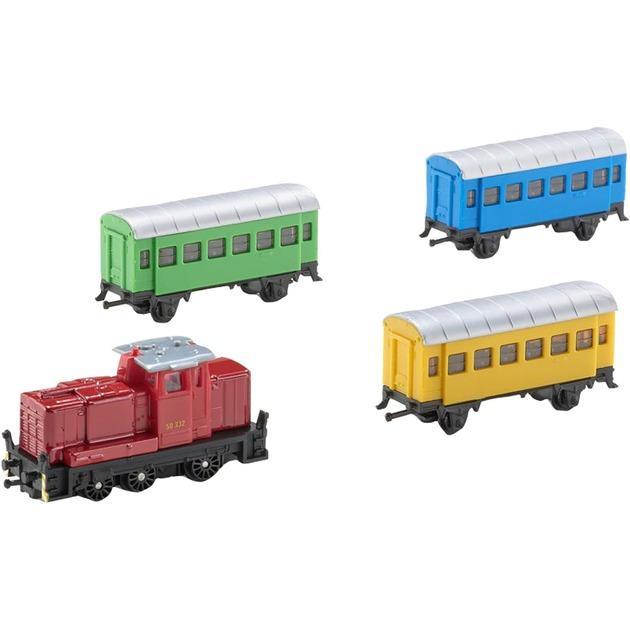 Geschenkset Eisenbahn 1, Modellfahrzeug