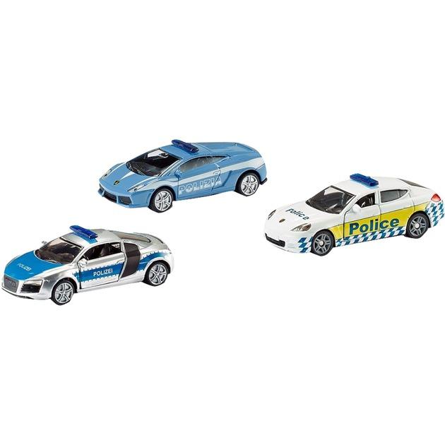 Geschenkset Polizei, Modellfahrzeug