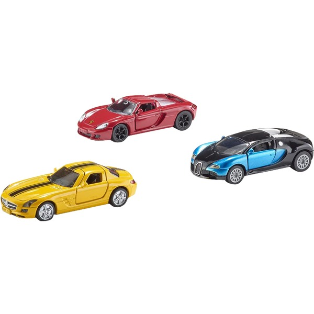Geschenkset Sportwagen, Modellfahrzeug