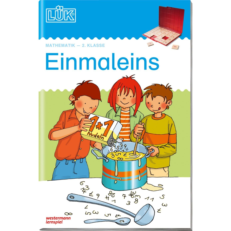 WESTERMANN LÜK-Heft: Einmaleins, Lernbuch