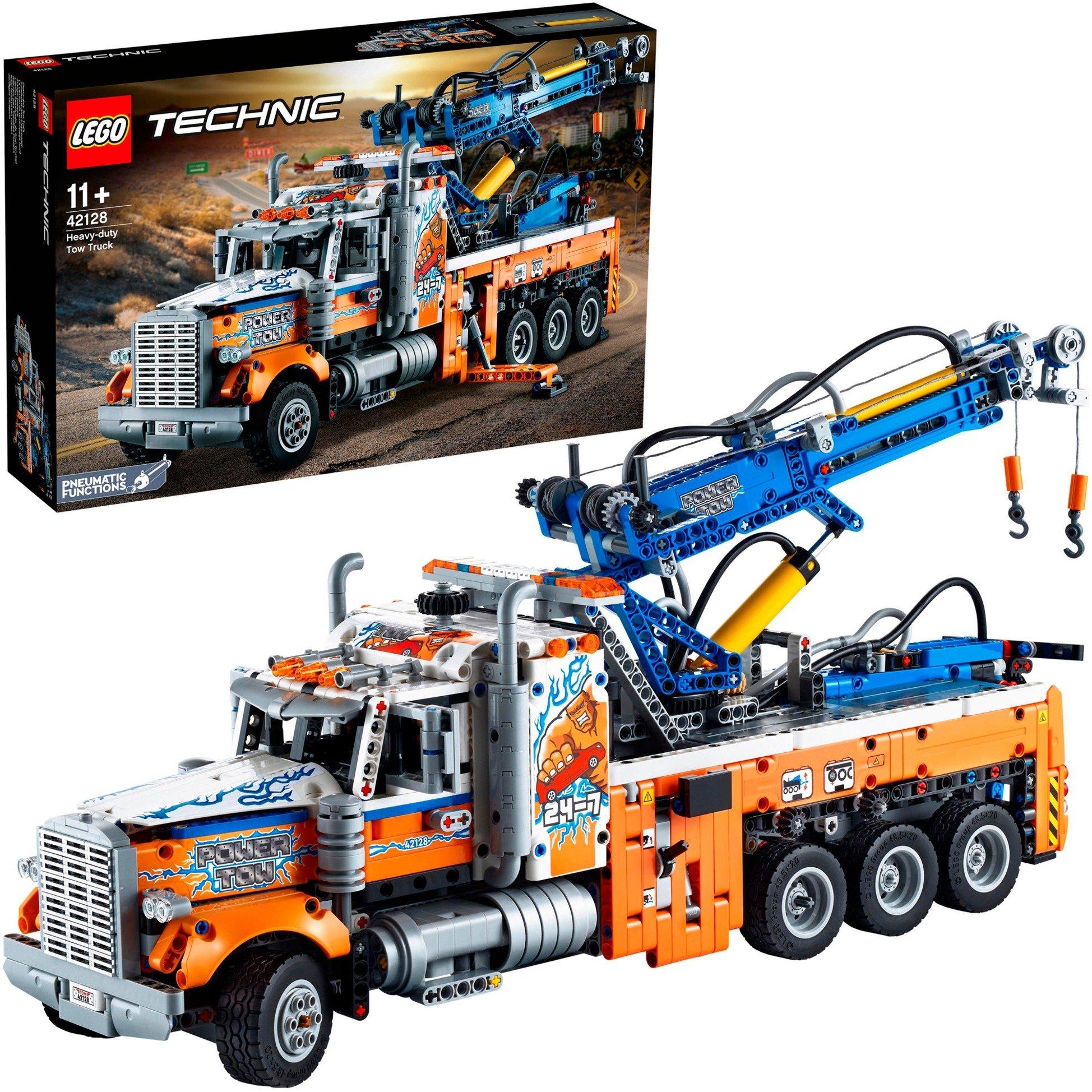LEGO_42128_Technic_Schwerlast_Abschleppw