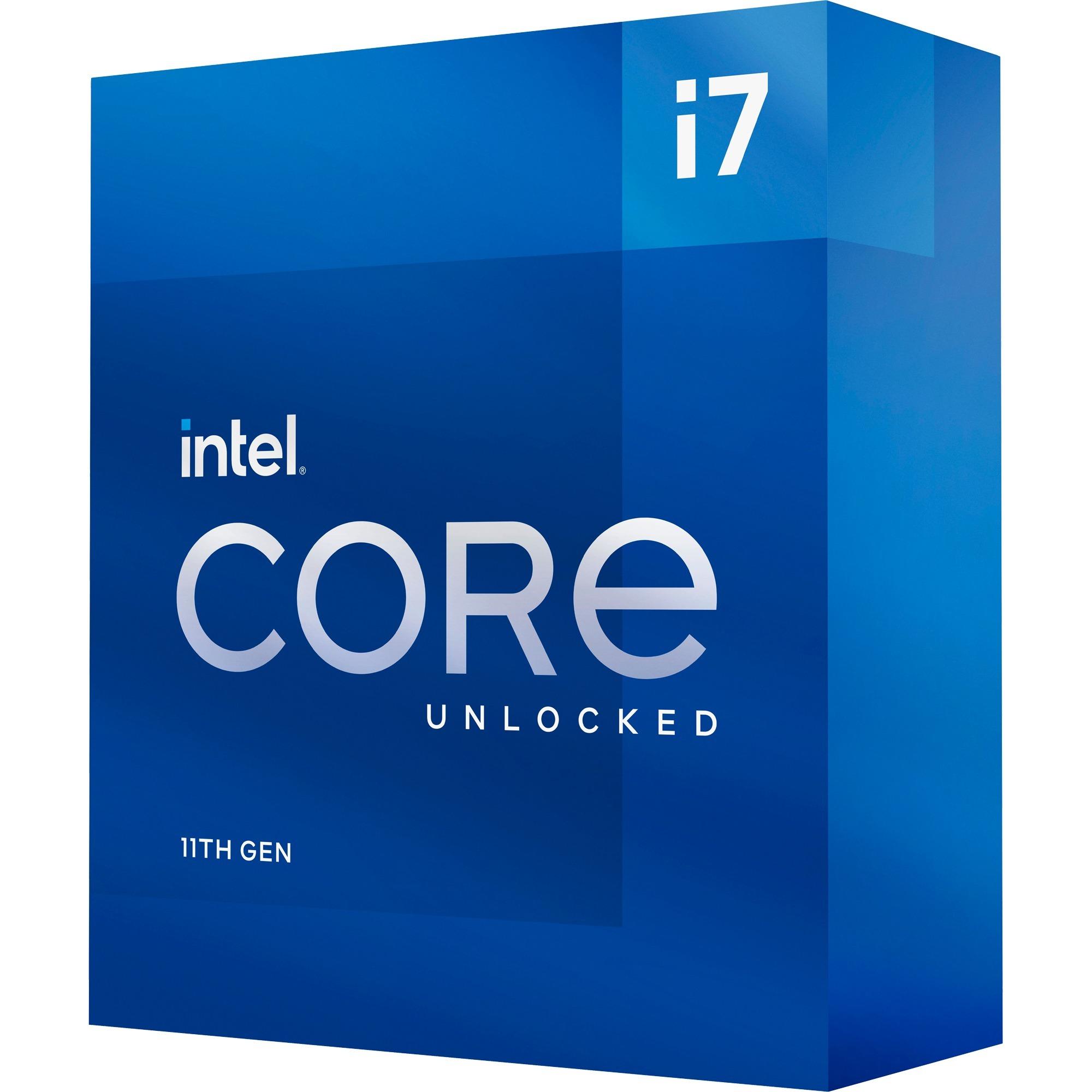 Produktbild: Core™ i7-11700K, Prozessor