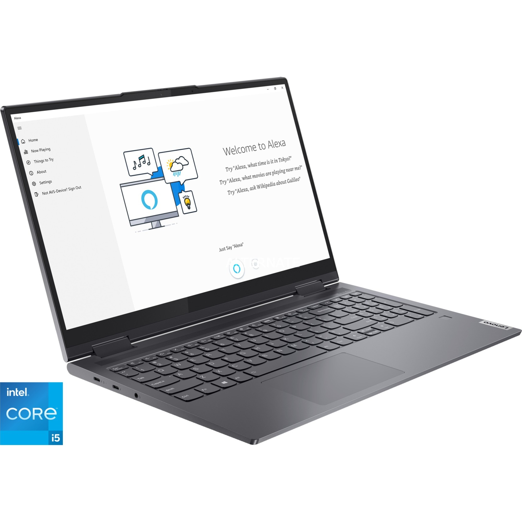 Lenovo Yoga 7 15ITL5 (82BJ006NGE), Notebook