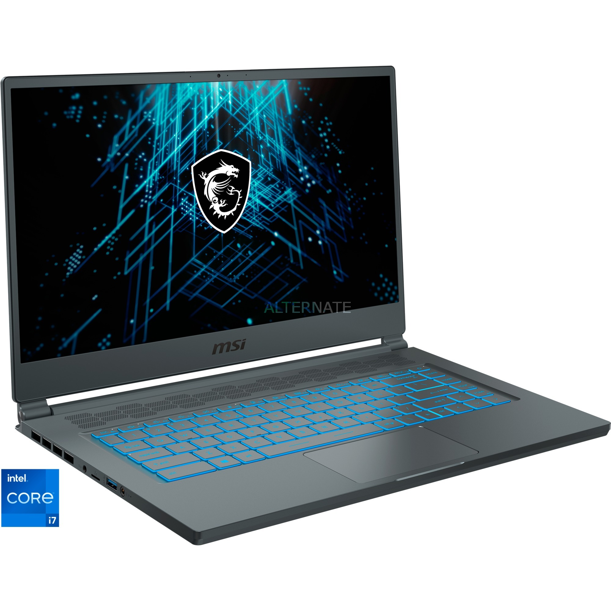 MSI Stealth 15M A11SDK-067, Gaming-Notebook