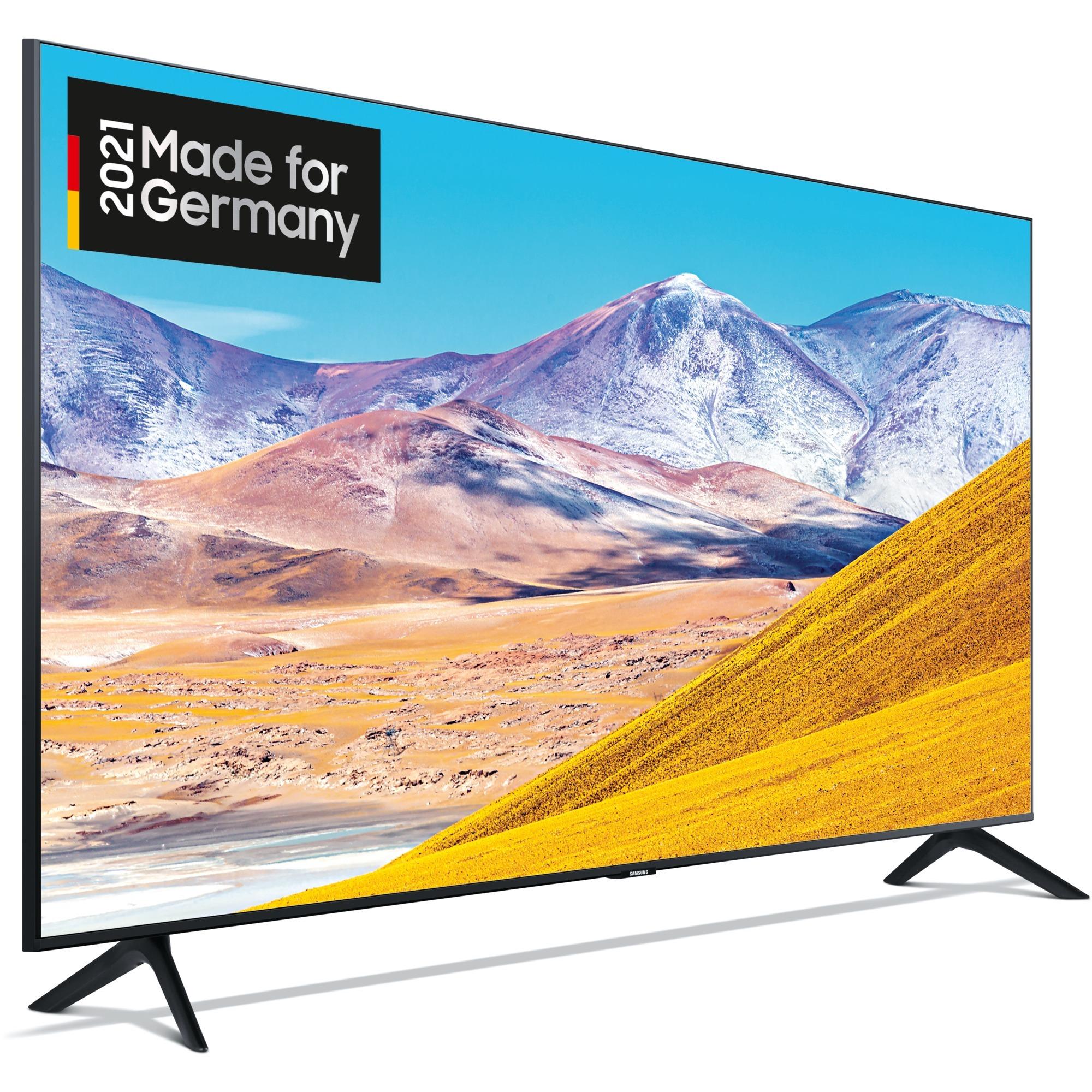 Samsung GU-65TU8079, LED-Fernseher