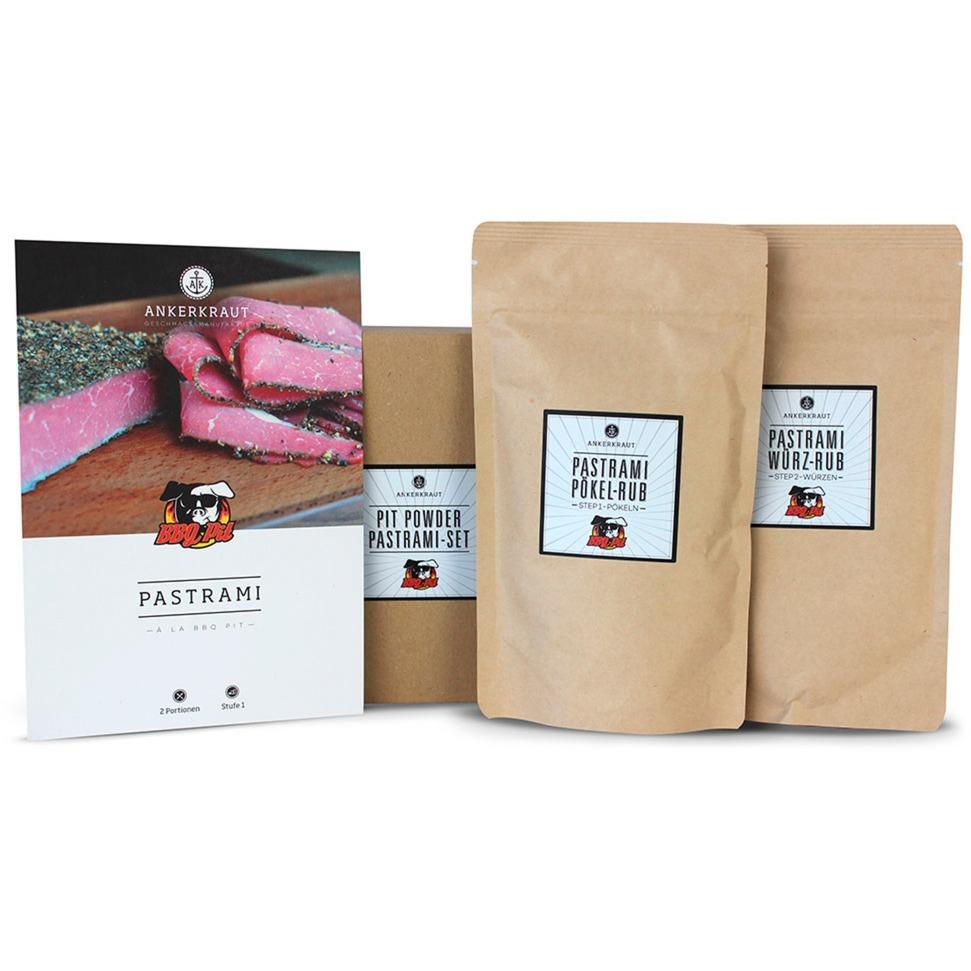 Ankerkraut Pastrami-Set   Set