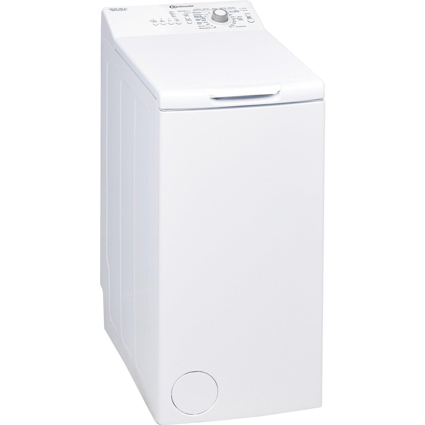 bauknecht waschmaschine toplader wat prime 552 sd 5 5 kg. Black Bedroom Furniture Sets. Home Design Ideas