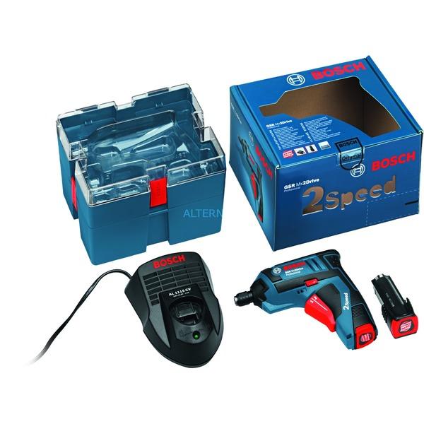 Erstaunlich Bosch Akkuschrauber GSR Mx2Drive Professional, Bohrschrauber blau  UE45
