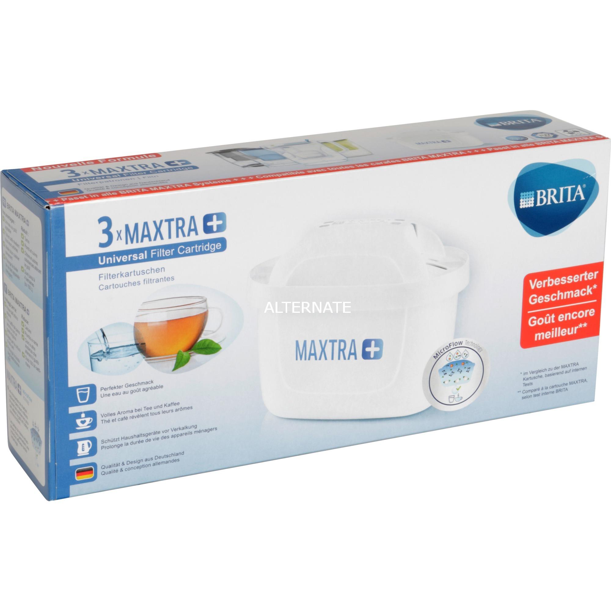 Brita MAXTRA+ Pack 3, Trinkwasserfilter