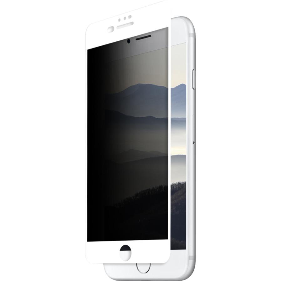 Eiger Privacy 3d Glass Tempered Screen Protector Schutzfolie Temperglass Wei Iphone 8 Plus 7 6 6s