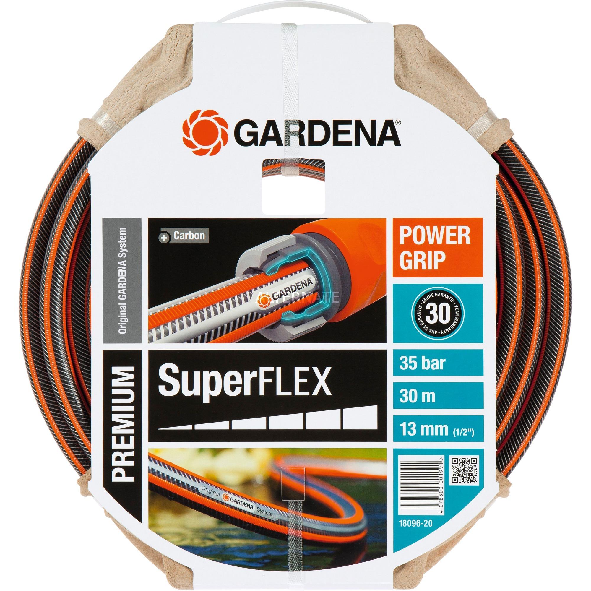 gardena premium superflex schlauch 13 mm 1 2 , 30 m