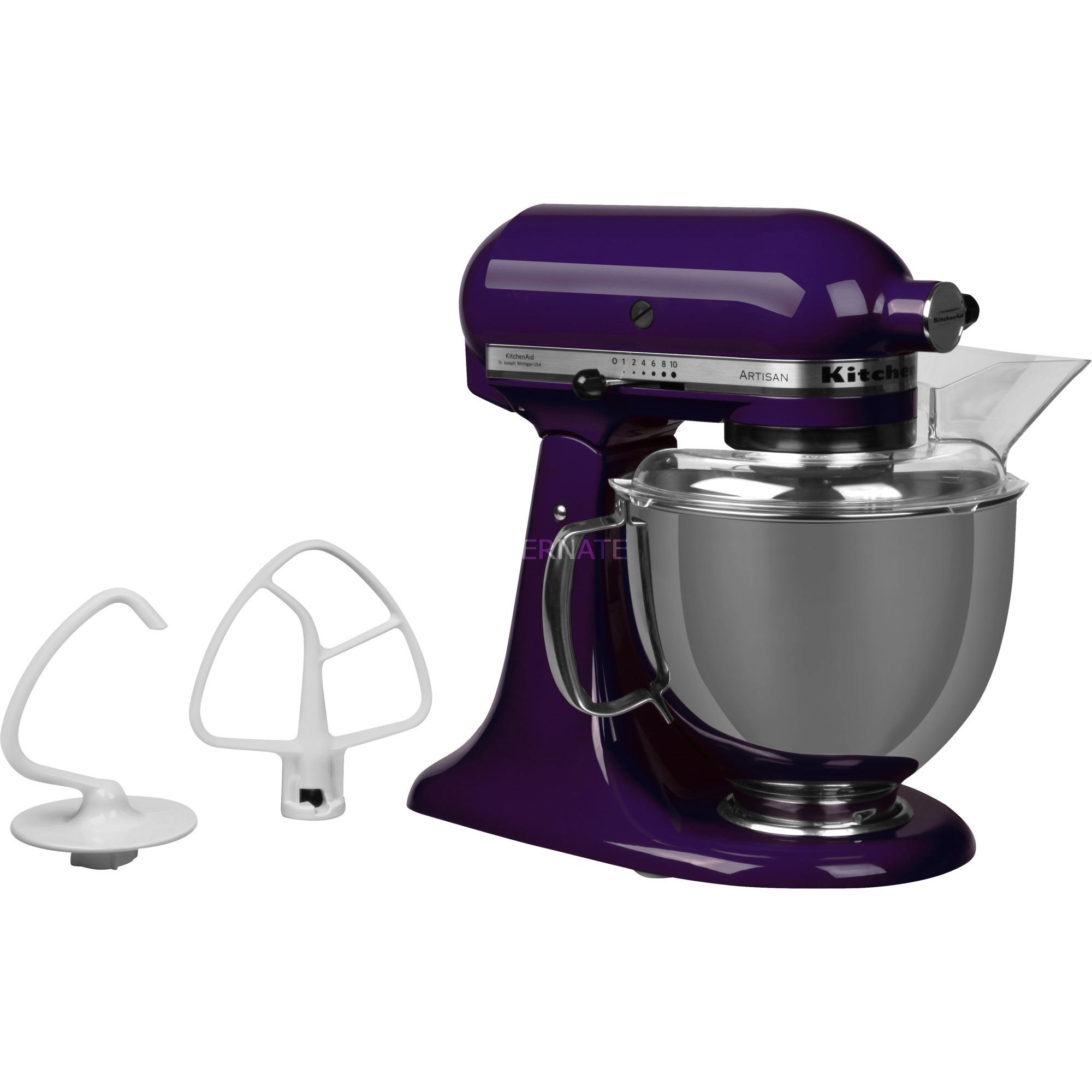 KitchenAid Artisan 5KSM175PSEPB, Küchenmaschine dunkelviolett
