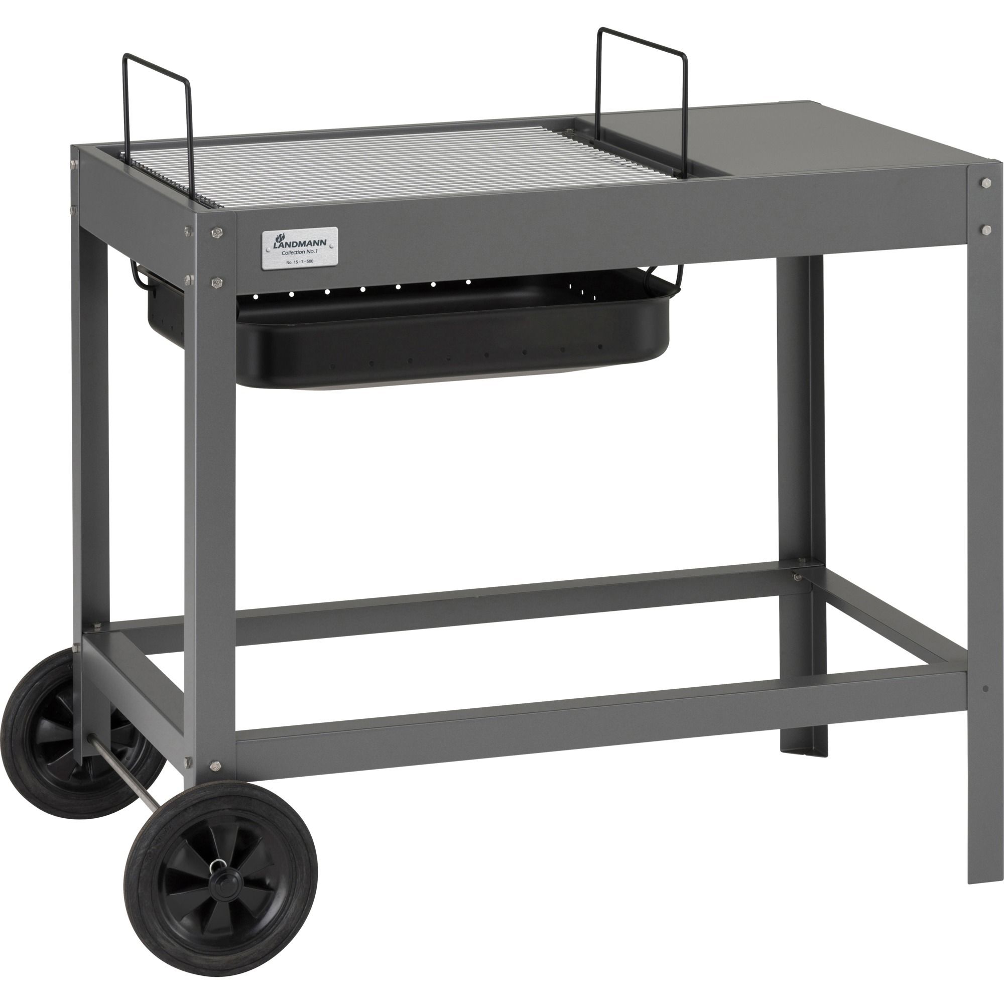 landmann collection no 1 grillwagen lackiert lackiert
