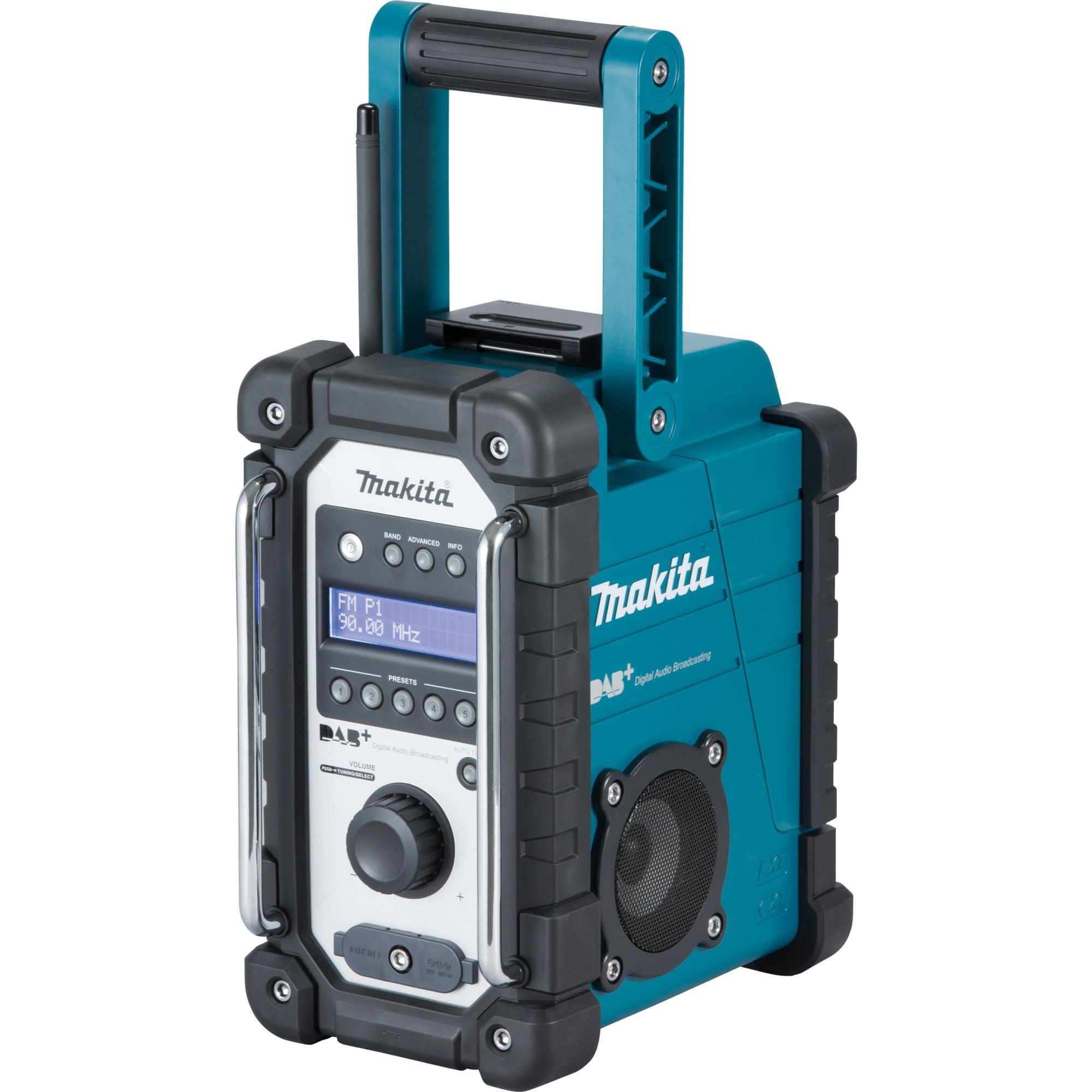 Makita Akku-Baustellenradio DMR110