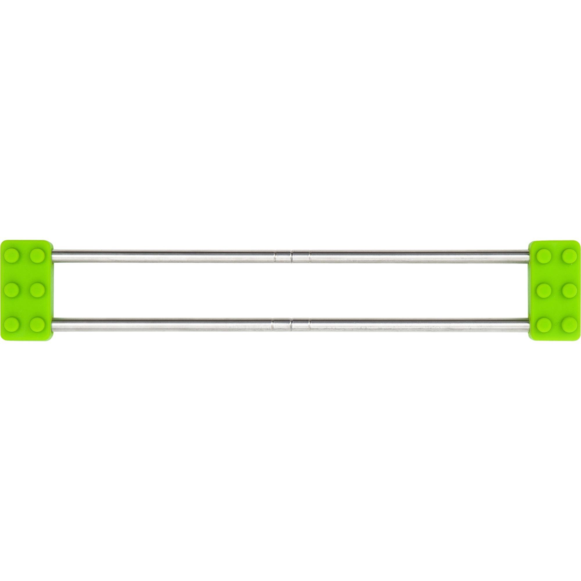 SanniShoo drip.line Abtropfhilfe, Abtropfgestell grün/silber