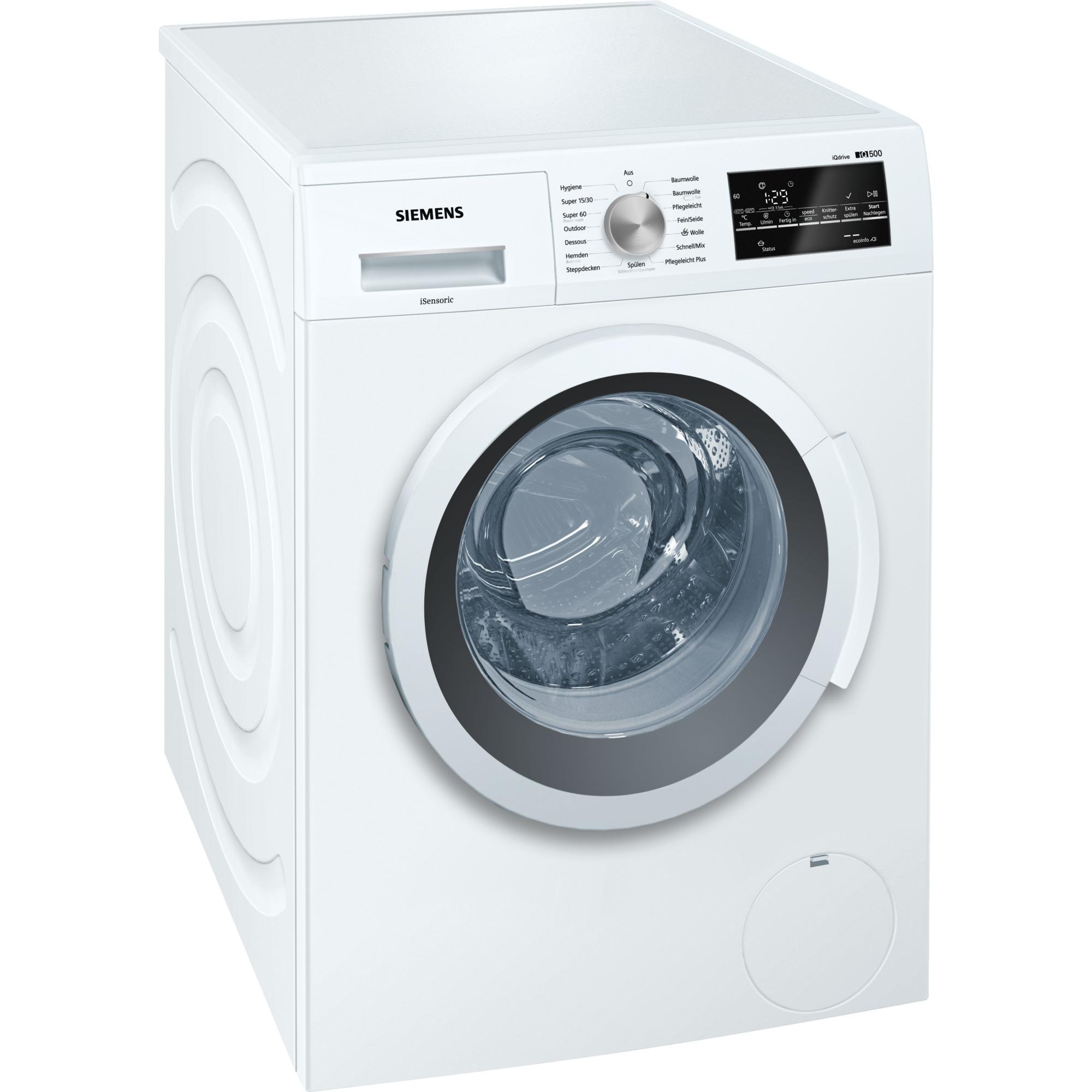 Siemens WM14T420, Waschmaschine
