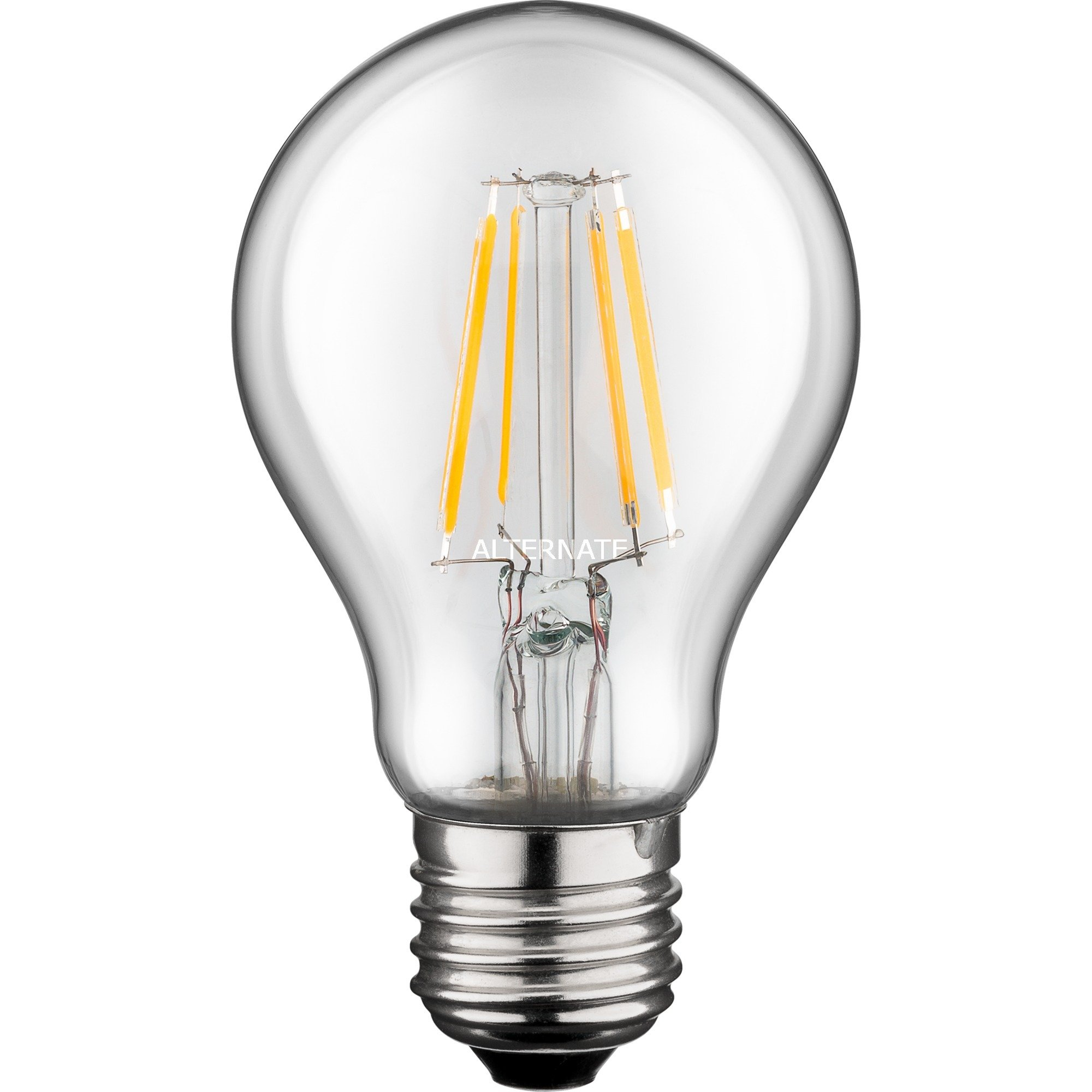 goobay LED Filament E27 Birne (44241), LED-Lampe - broschei