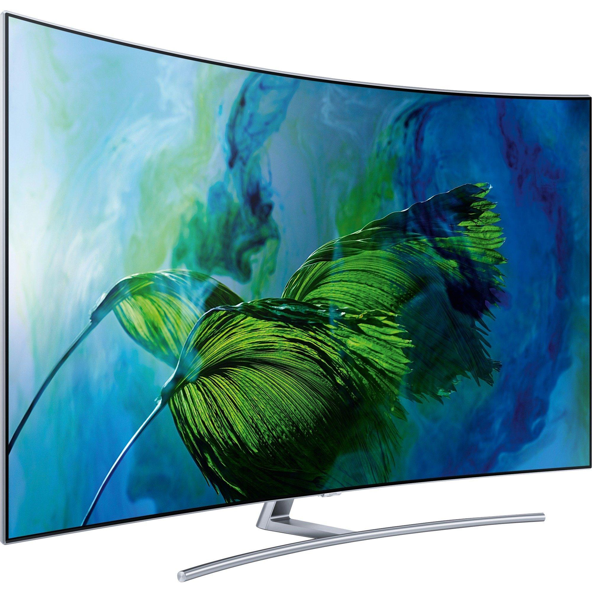 Samsung QE-55Q8C, QLED-Fernseher