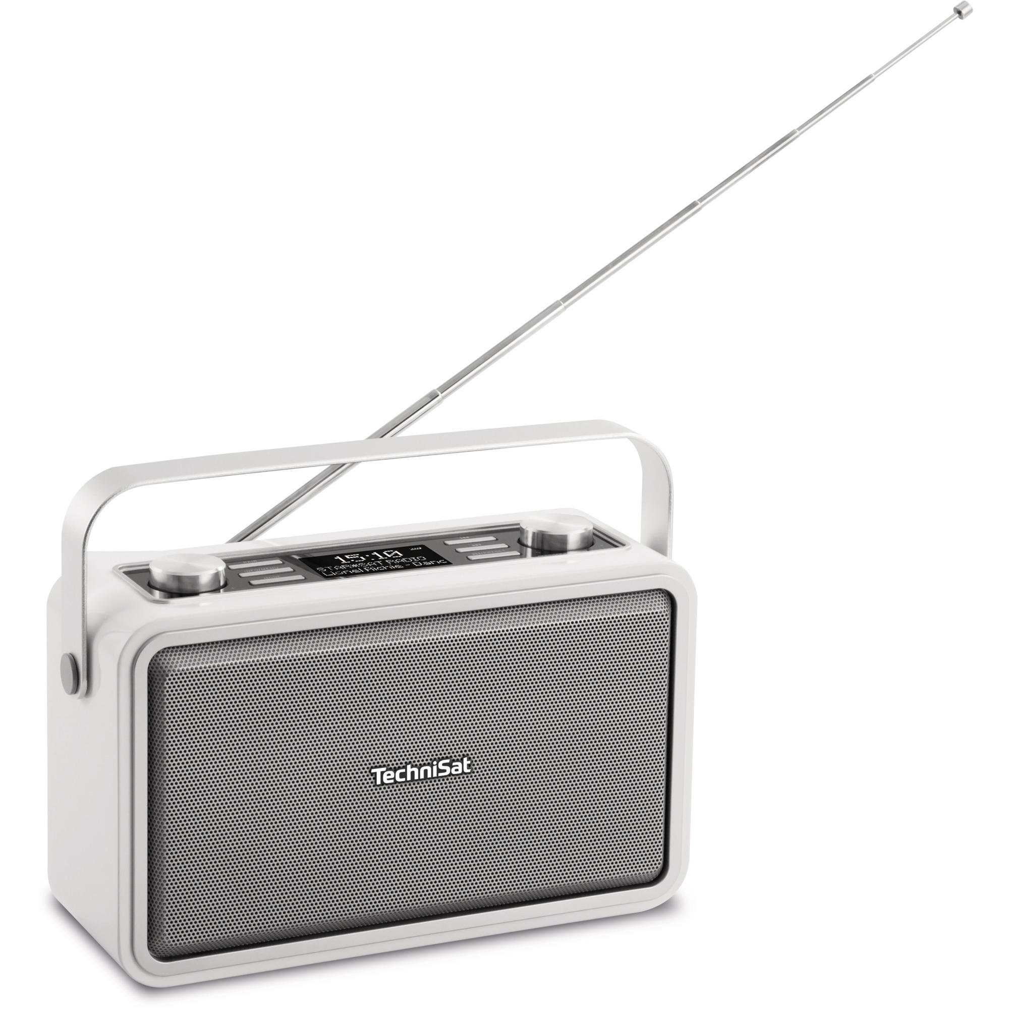 Technisat DigitRadio 225 weiß - broschei