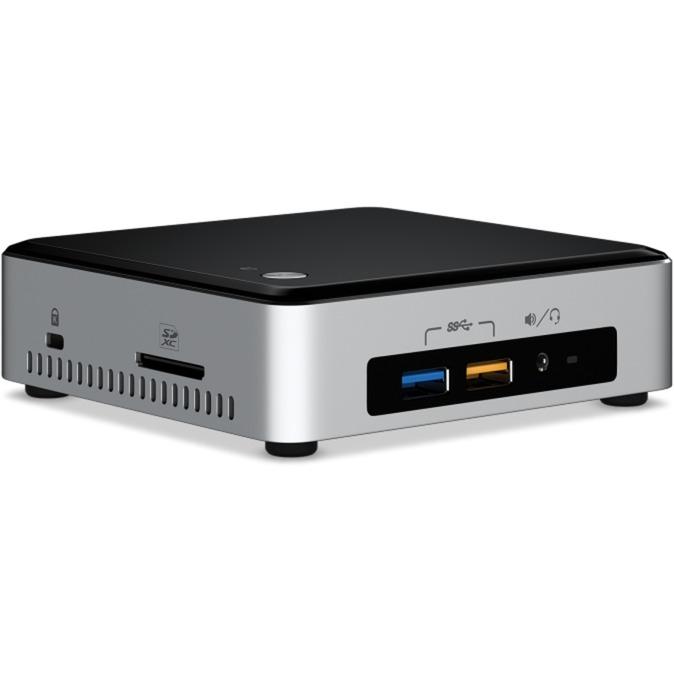 Intel® NUC Kit NUC6i3SYK inkl. Intel Core i3-6100U, Barebone
