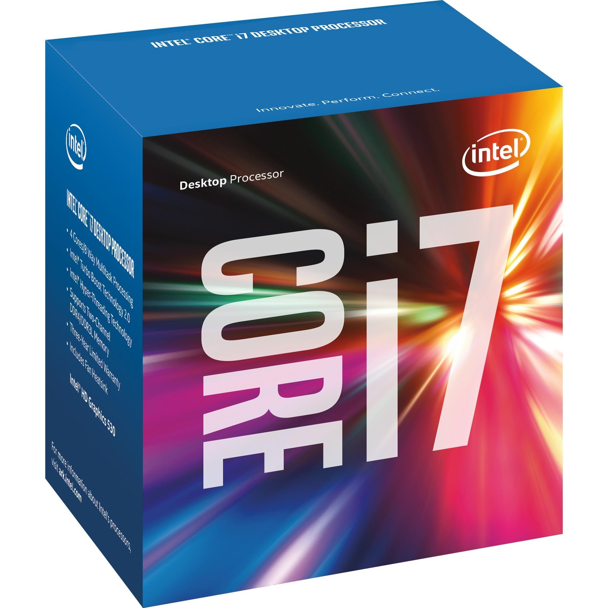 Intel Core i7-6700, Prozessor