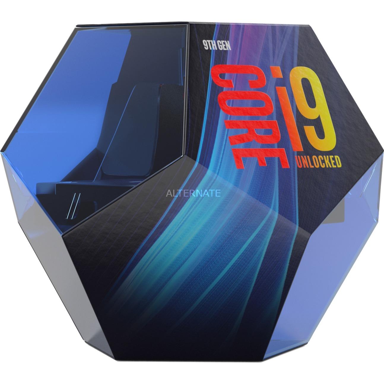 Intel® Core i9-9900K, Prozessor