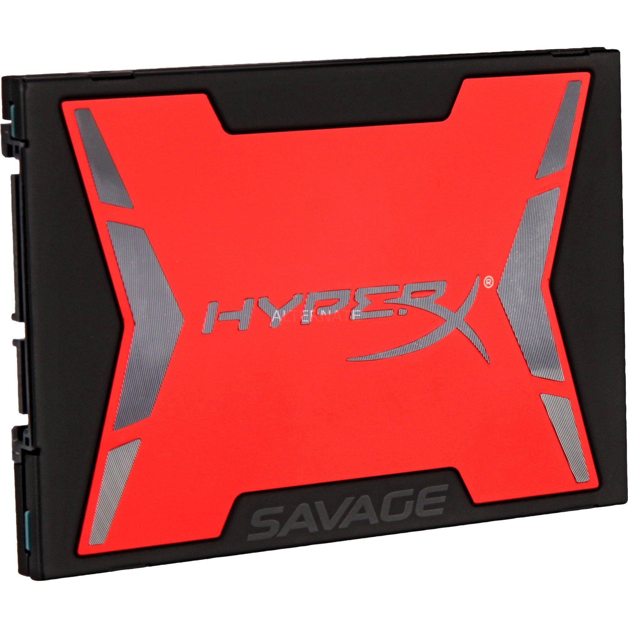Kingston HyperX Savage 240GB Details