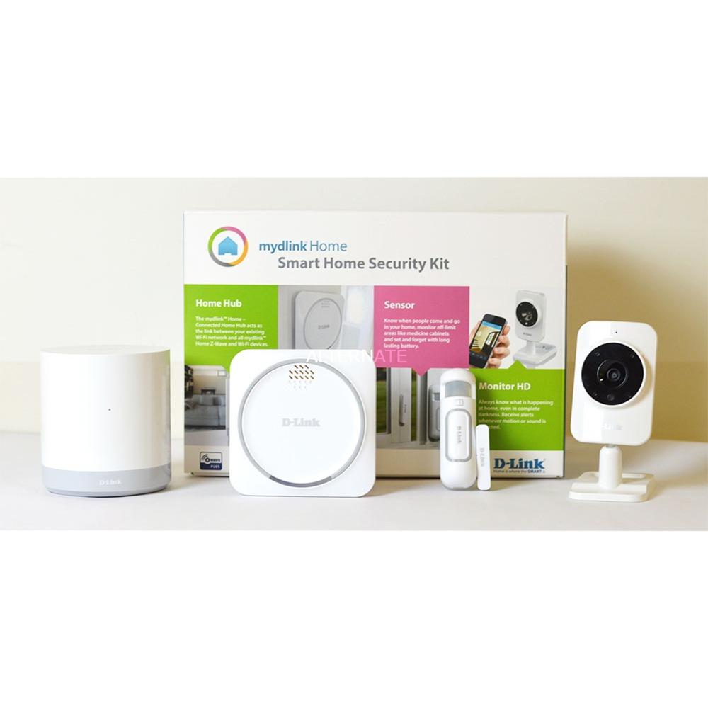 Billig kostenlos Home Security Monitoring