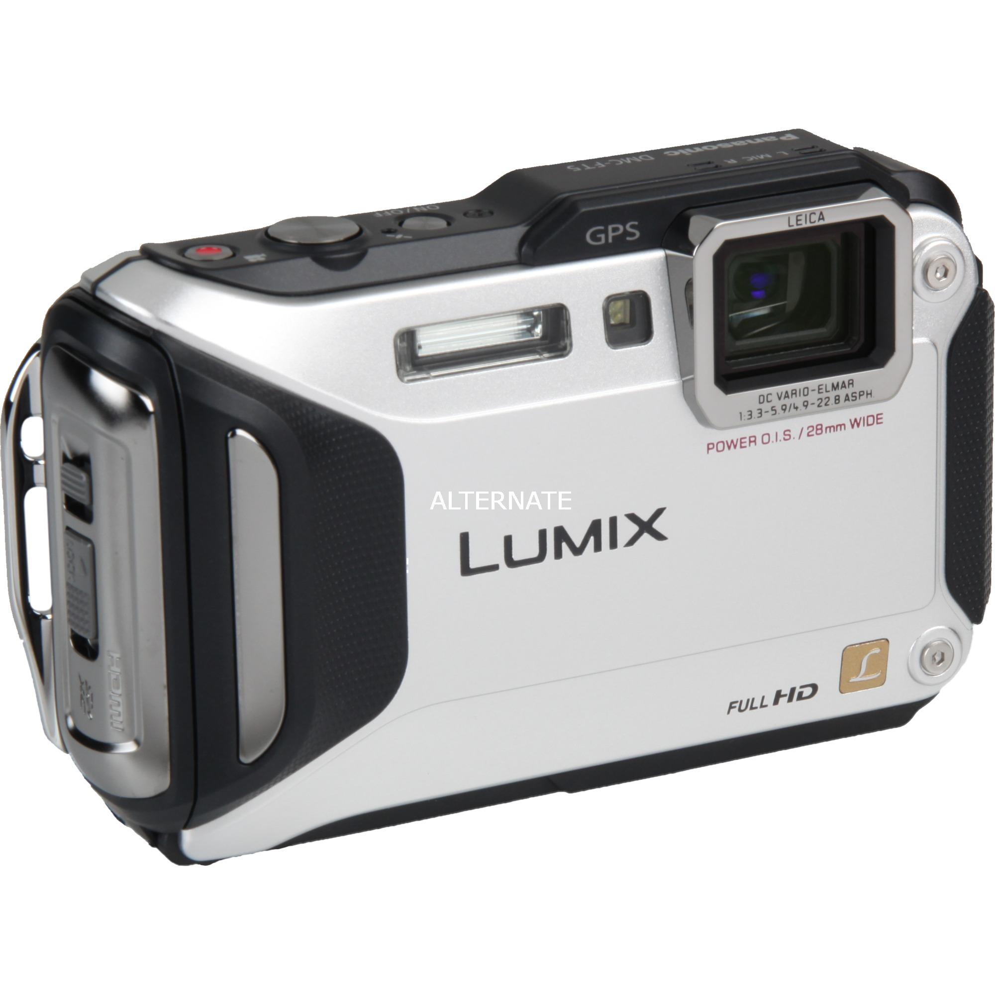 panasonic lumix dmc ft5 manual