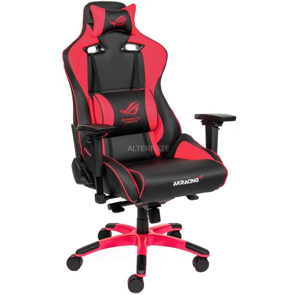 Master Pro DesignStuhlschwarzrot Gaming Chair Rog KJcFTl31