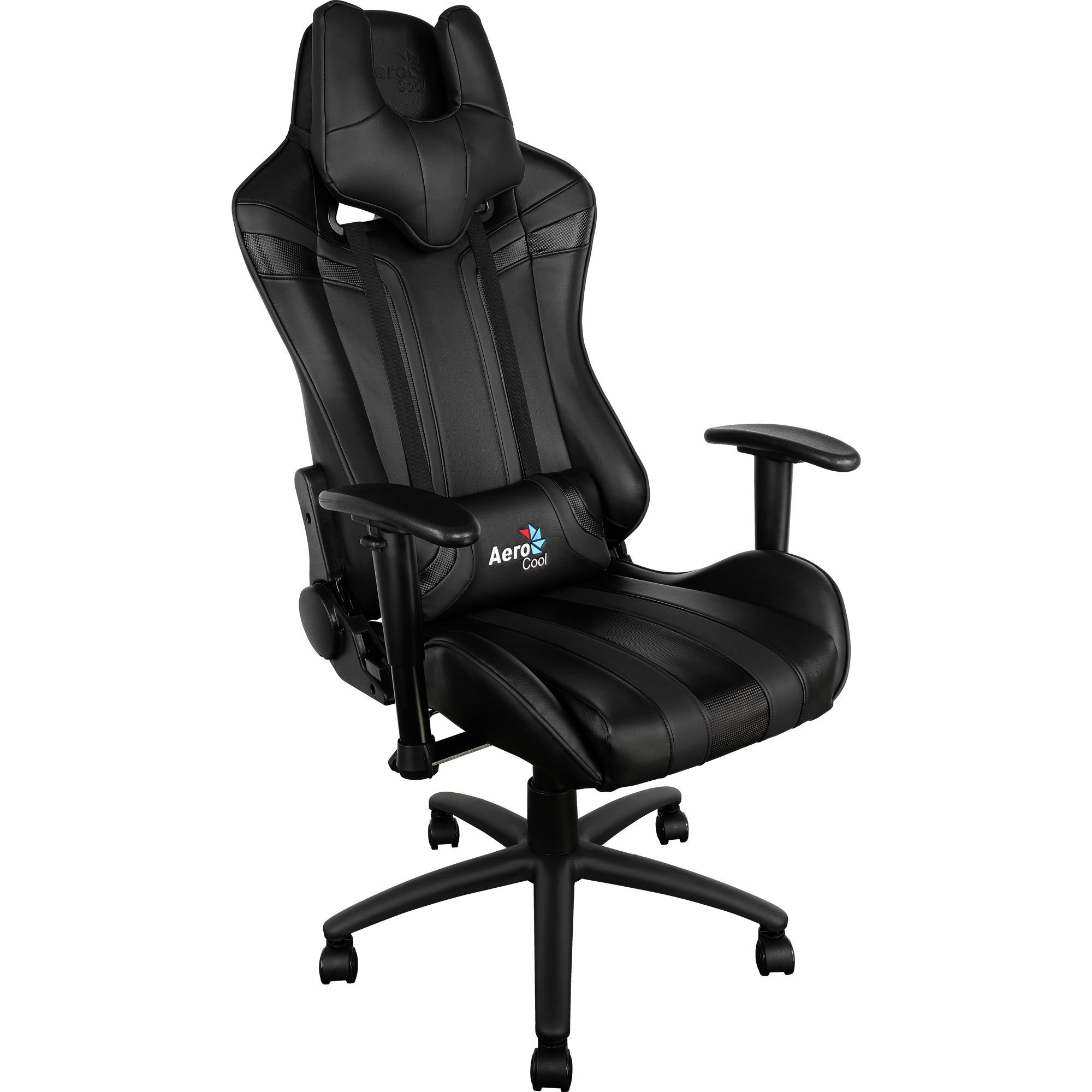 Aerocool Ac120 Air Gaming Chair Gaming Stuhl Schwarz