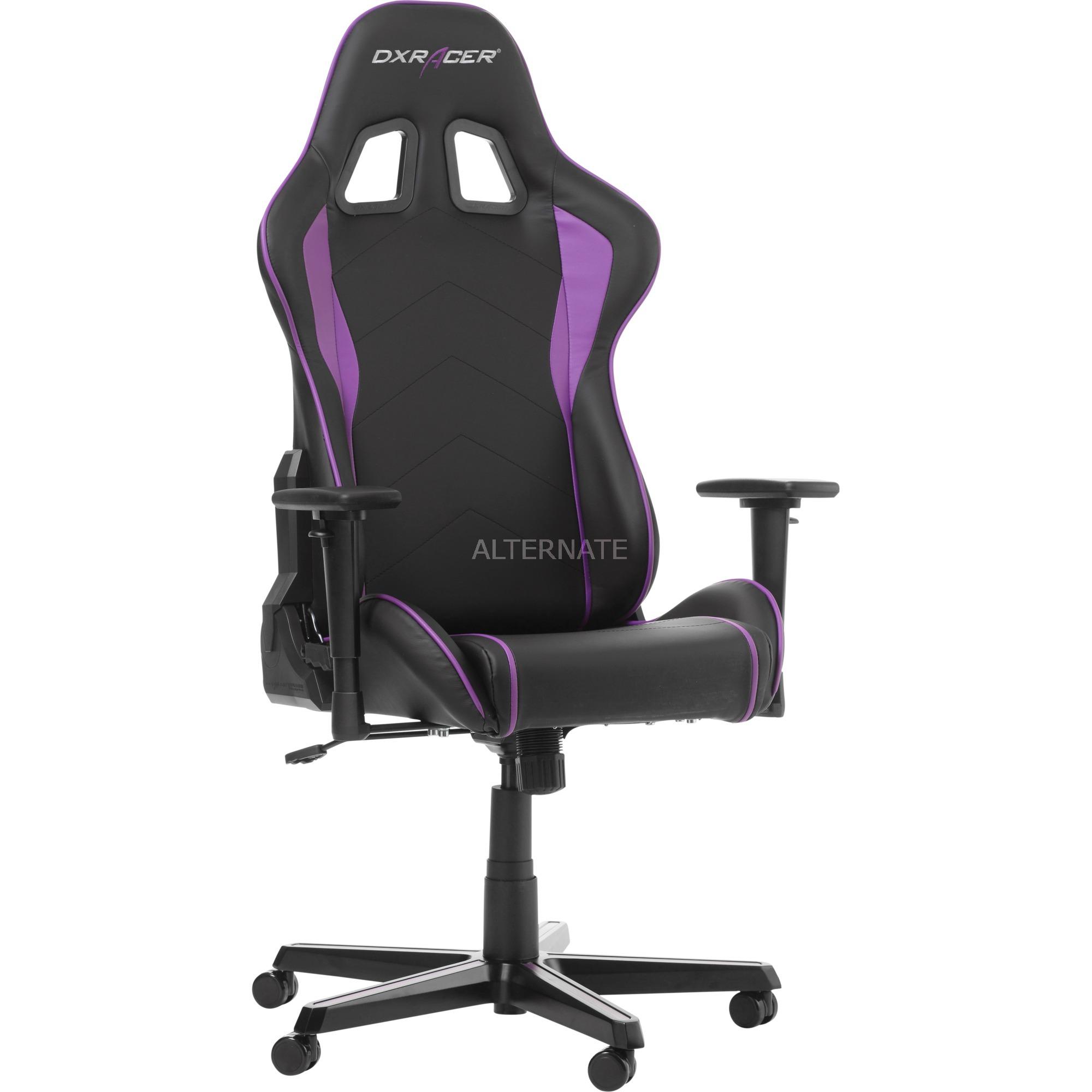 Dxracer Formula Gaming Chair Gaming Stuhl Schwarzviolett