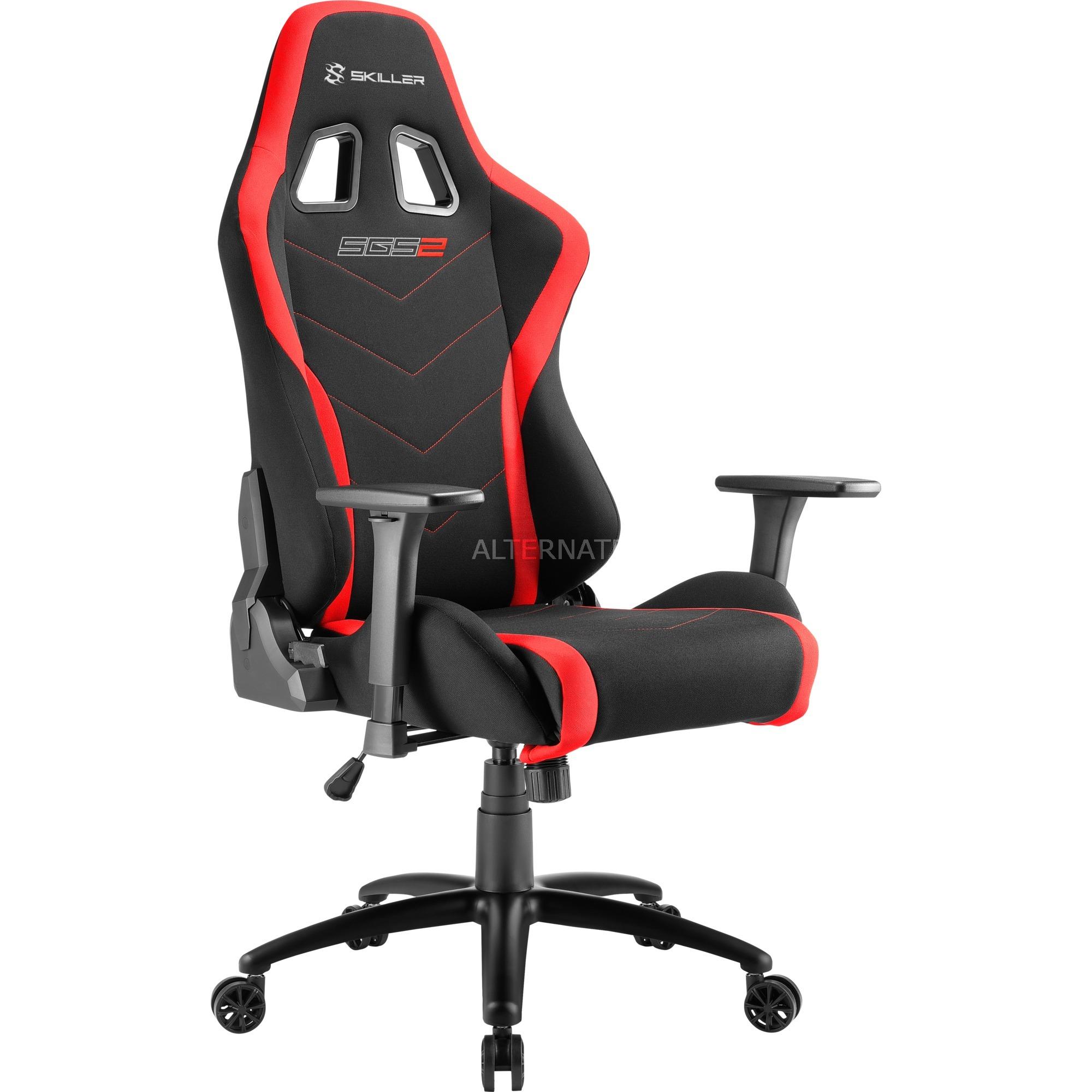 ChairStuhlschwarzrot Gaming Sgs2 Skiller Skiller Sgs2 Gaming Skiller ChairStuhlschwarzrot Sgs2 Gaming ChairStuhlschwarzrot dhQxtrCBs