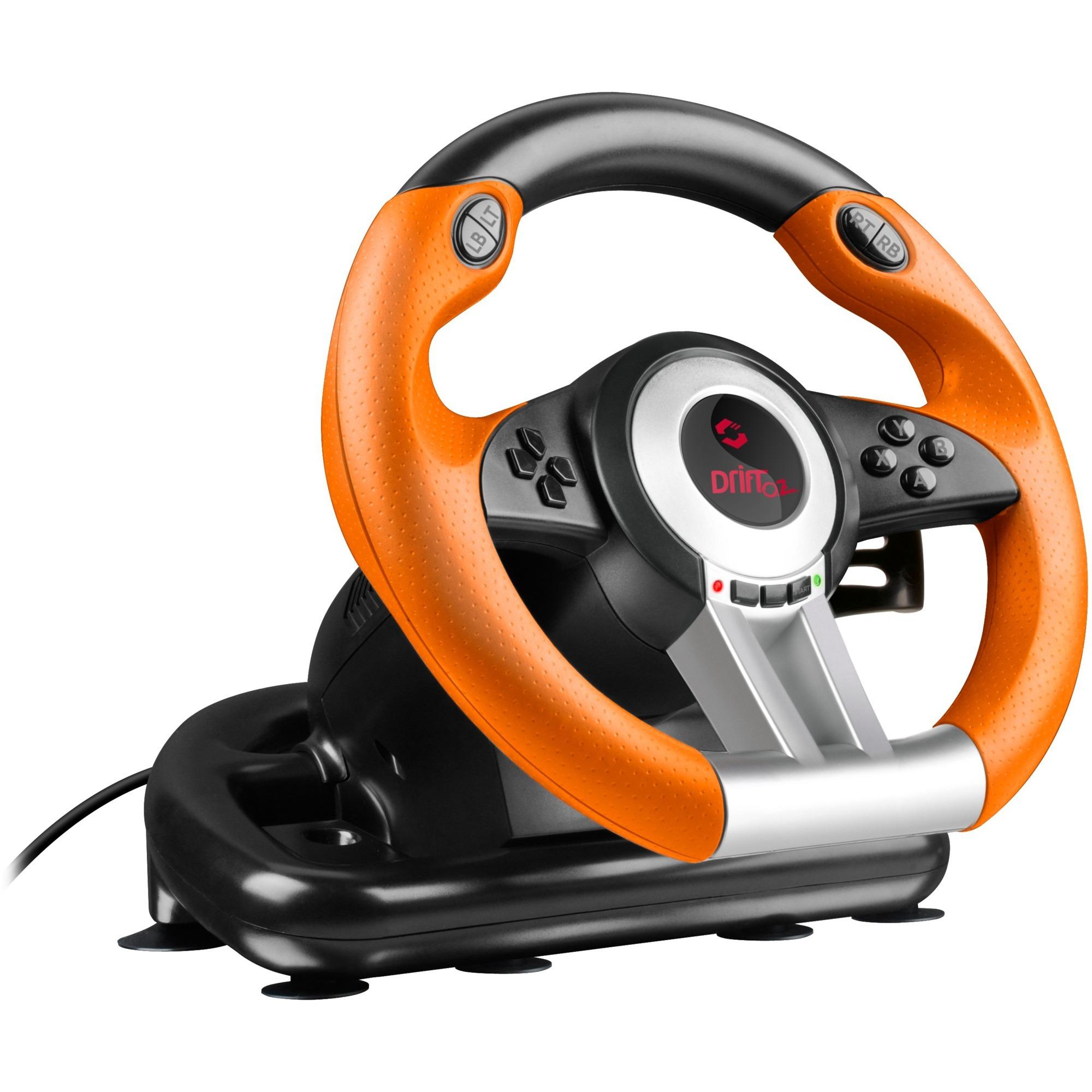 Speedlink DRIFT O.Z. Racing Wheel PC, Lenkrad
