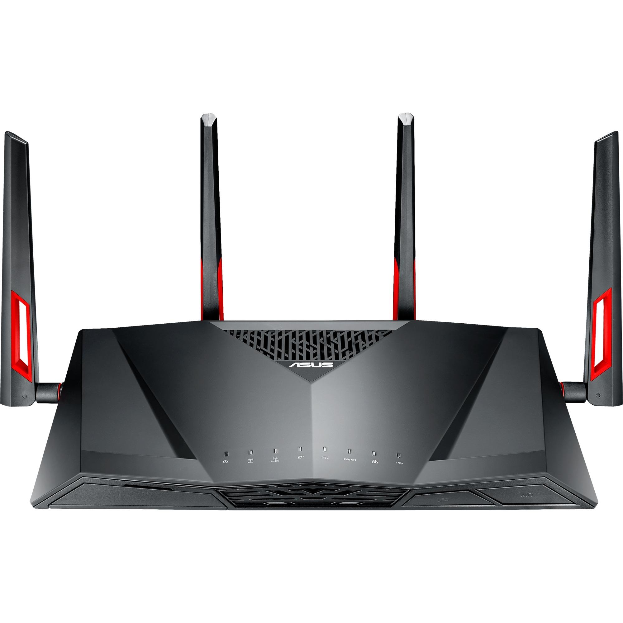 ASUS DSL-AC88U, Router Annex A - Nicht für den Deutschen Markt geeignet