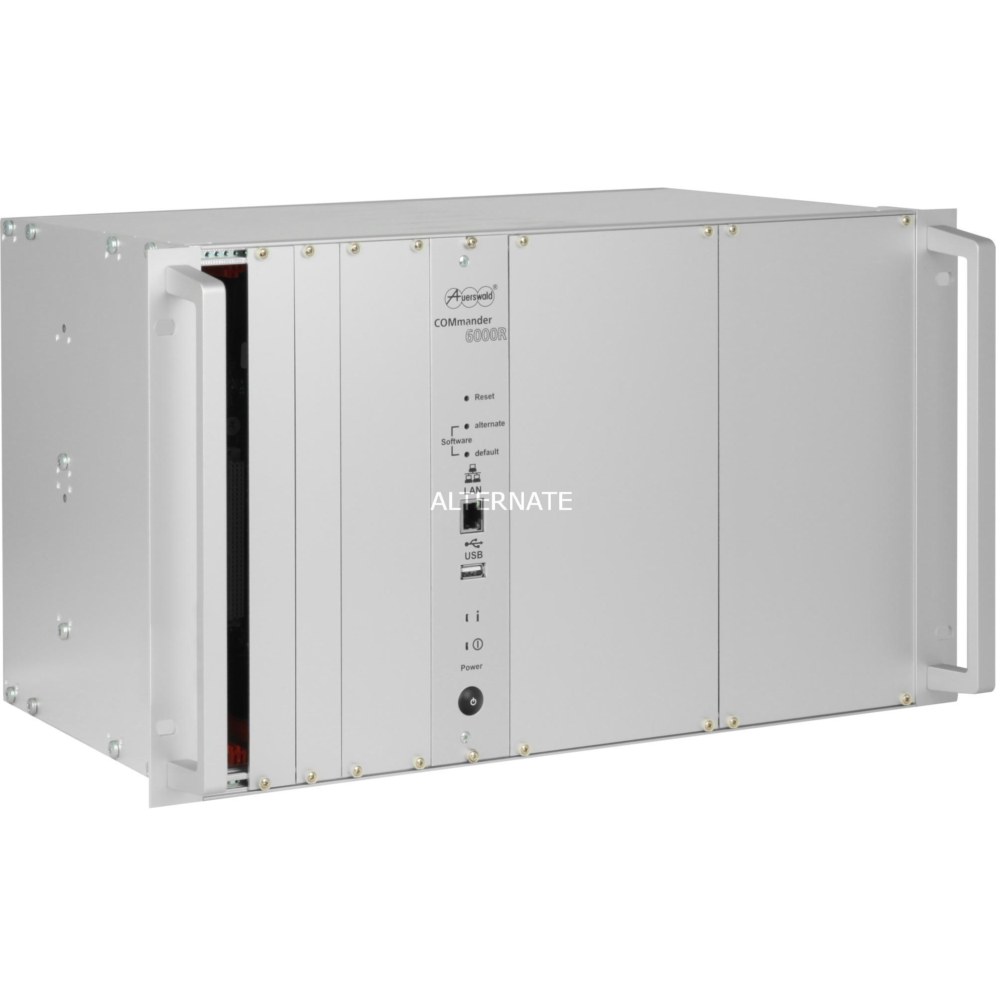 Auerswald COMpact 6000RX 19 TK-Anlage, Telefonanlage