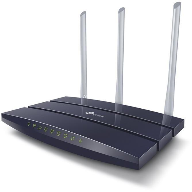 TP-Link TL-WR1043N V5, Router