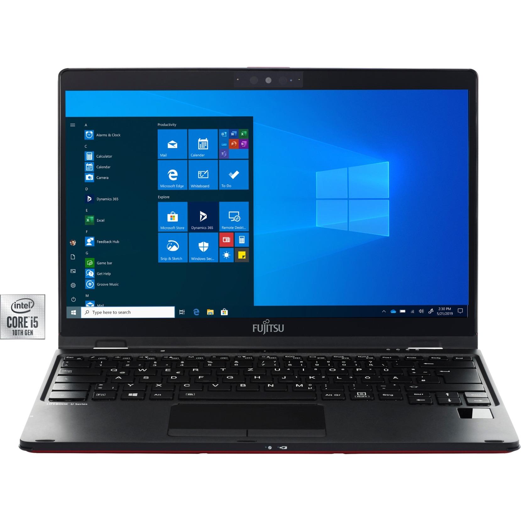 Fujitsu LIFEBOOK U9310X (VFY:U931XMC5LMDE), Notebook