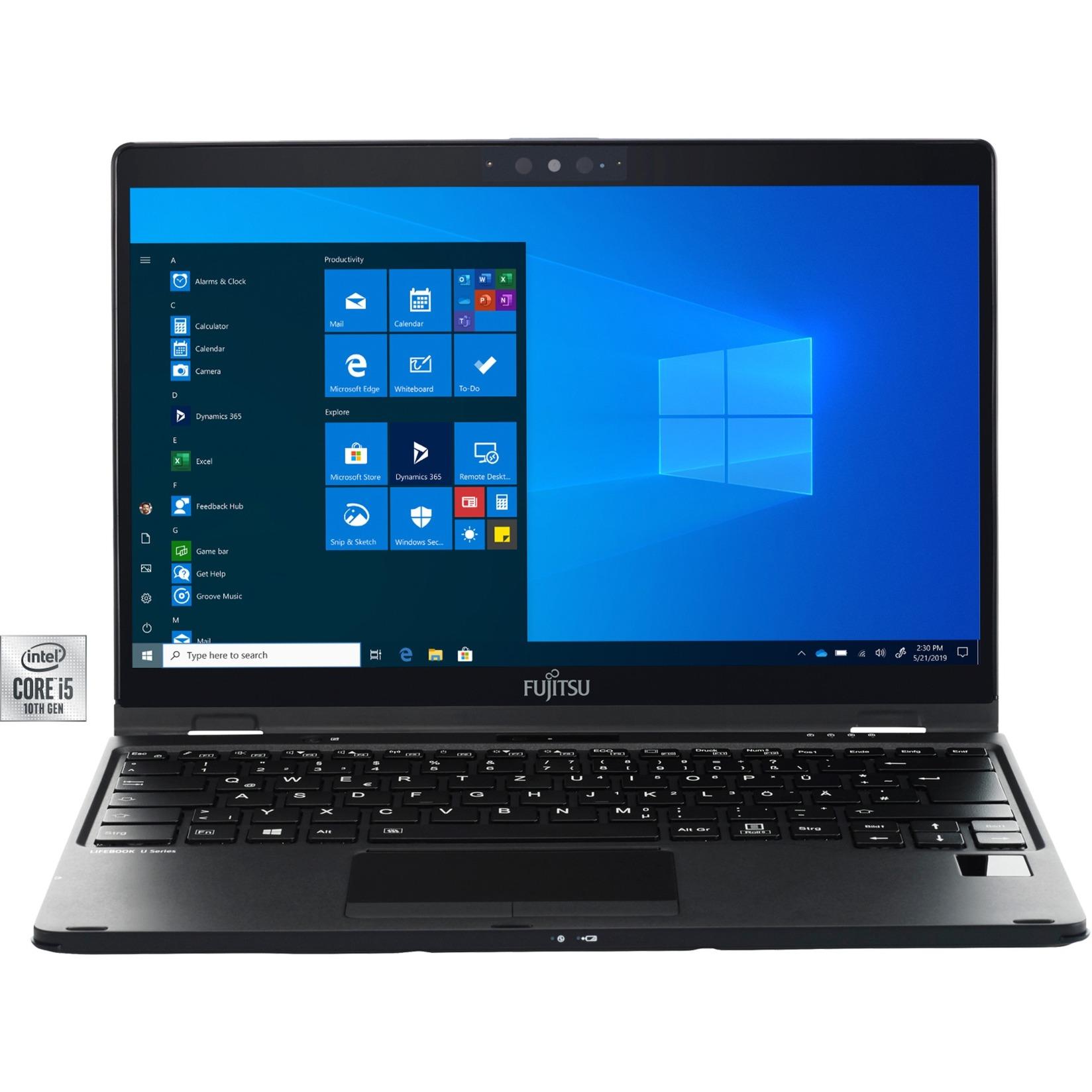 Fujitsu LIFEBOOK U9310X (VFY:U931XMC5MMDE), Notebook