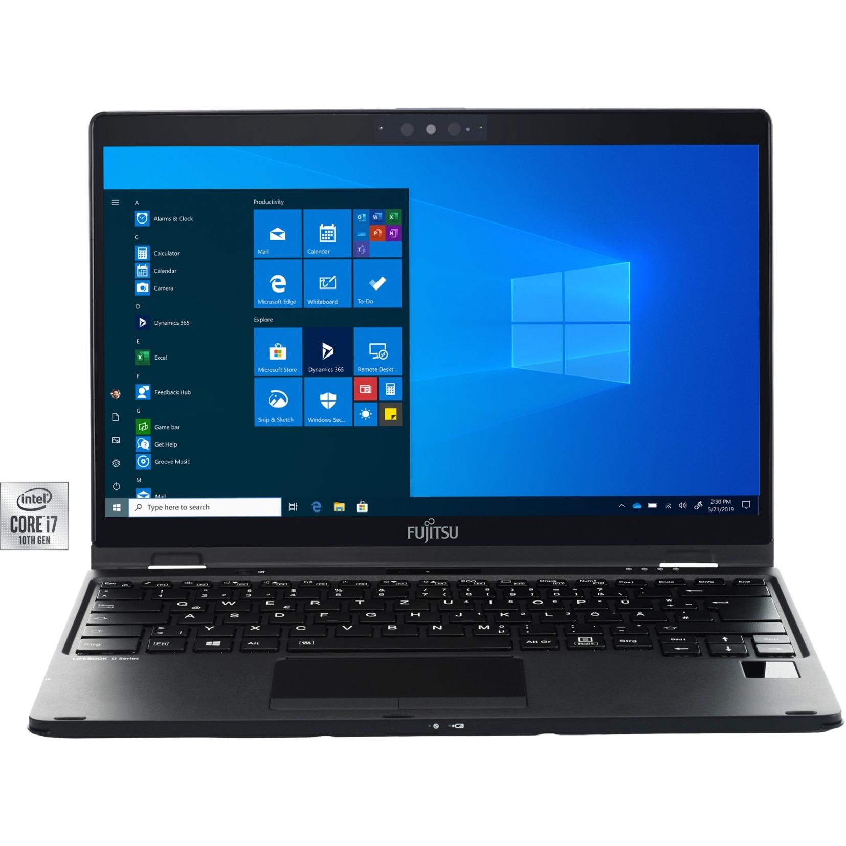 Fujitsu LIFEBOOK U9310X (VFY:U931XMC7NMDE), Notebook
