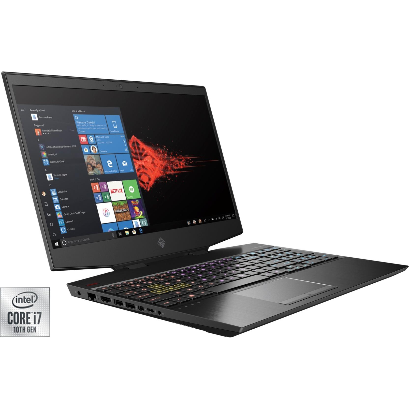 OMEN 15-dh1086ng, Gaming-Notebook