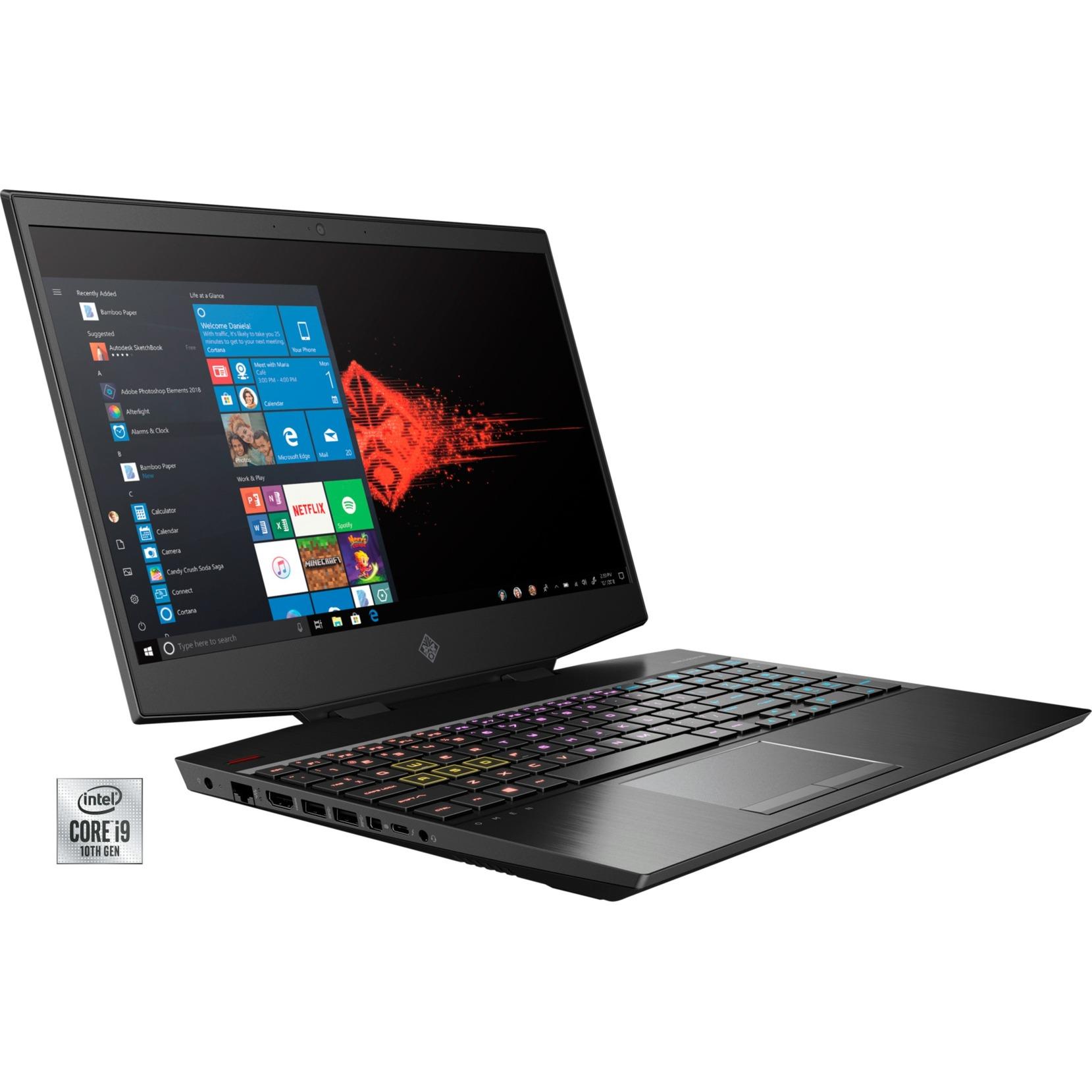 OMEN 15-dh1096ng, Gaming-Notebook