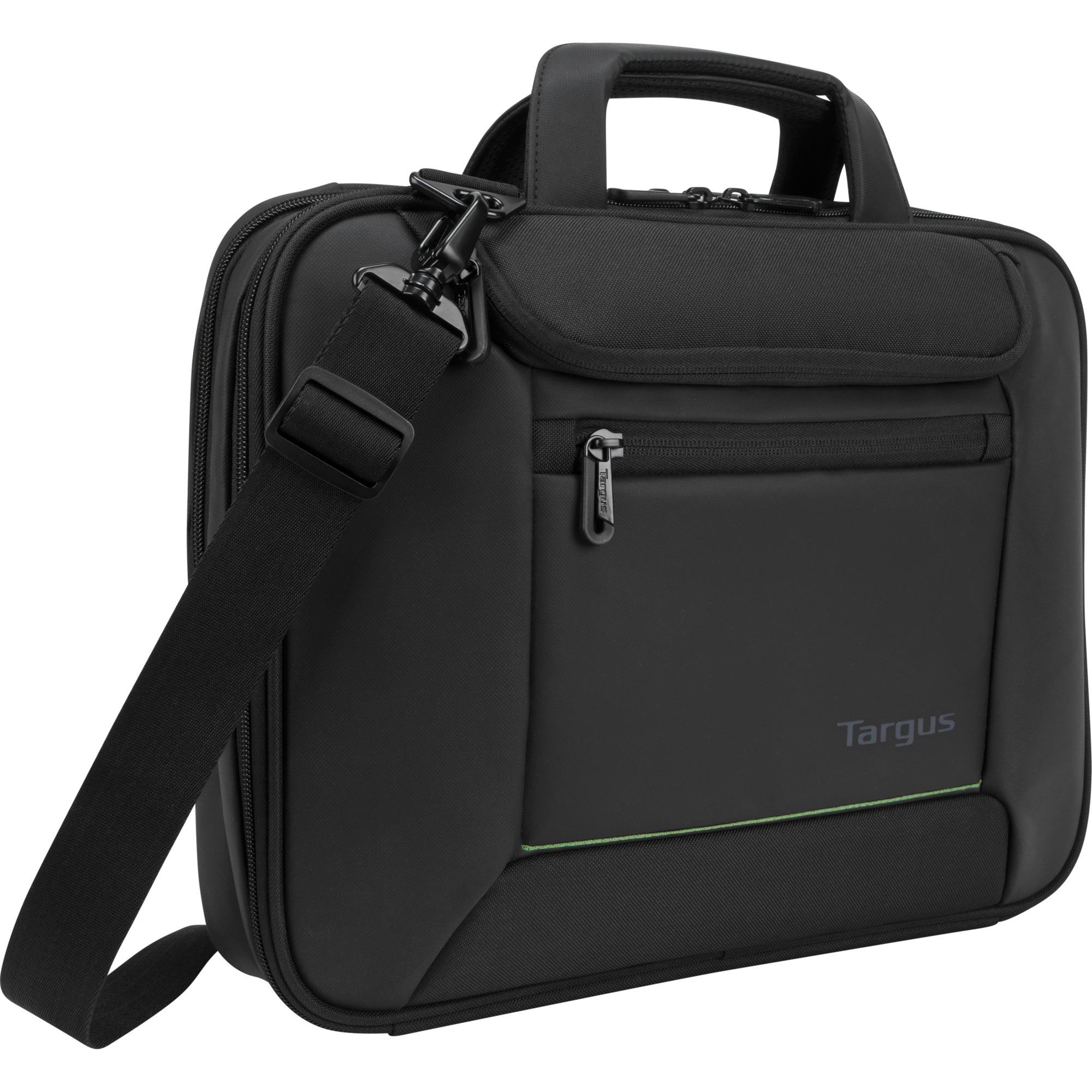 1d32102b0fa Targus EcoSmart Notebooktasche 14 schwarz (matt), bis 35,6 cm (14)