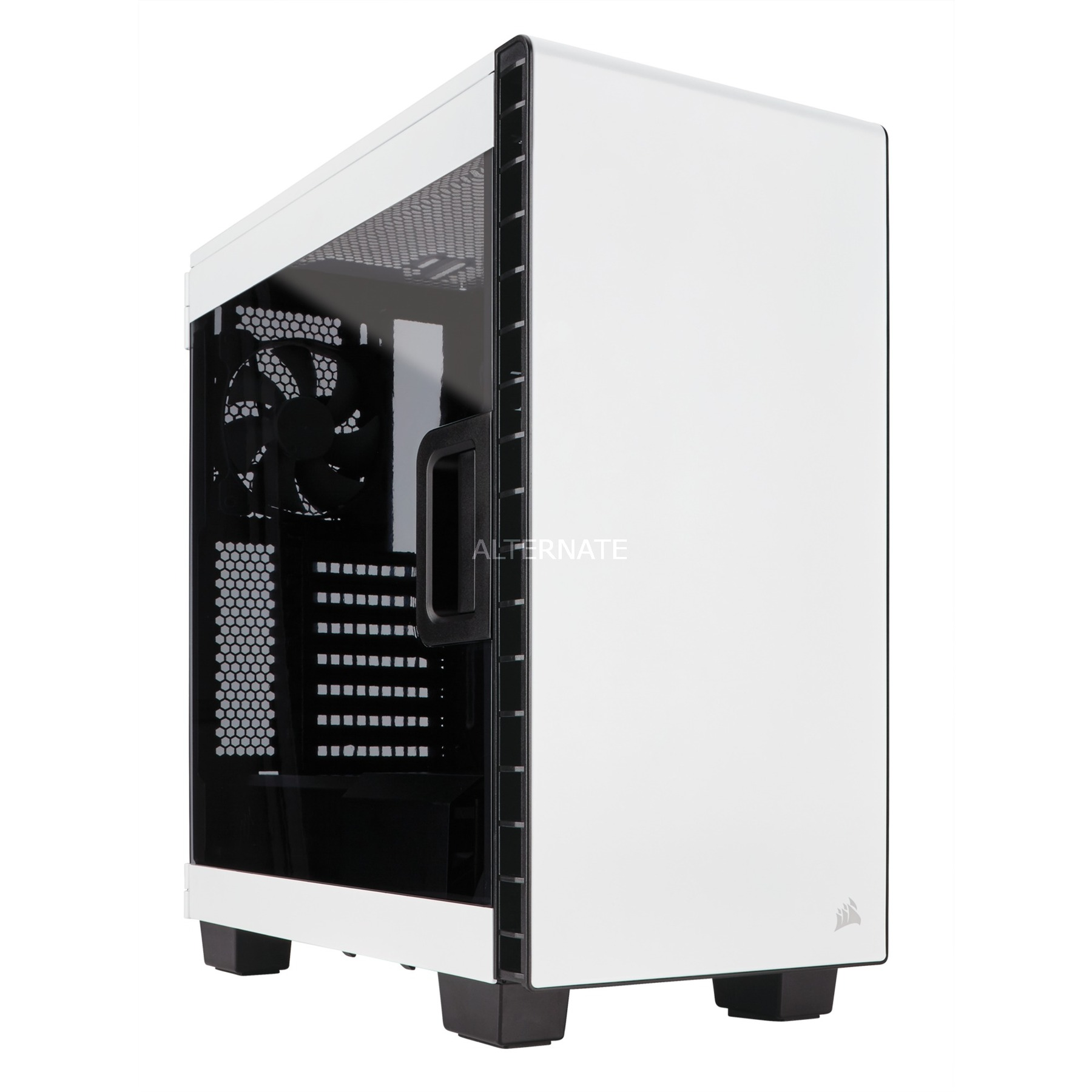 Corsair Carbide Clear 400C, Tower-Gehäuse