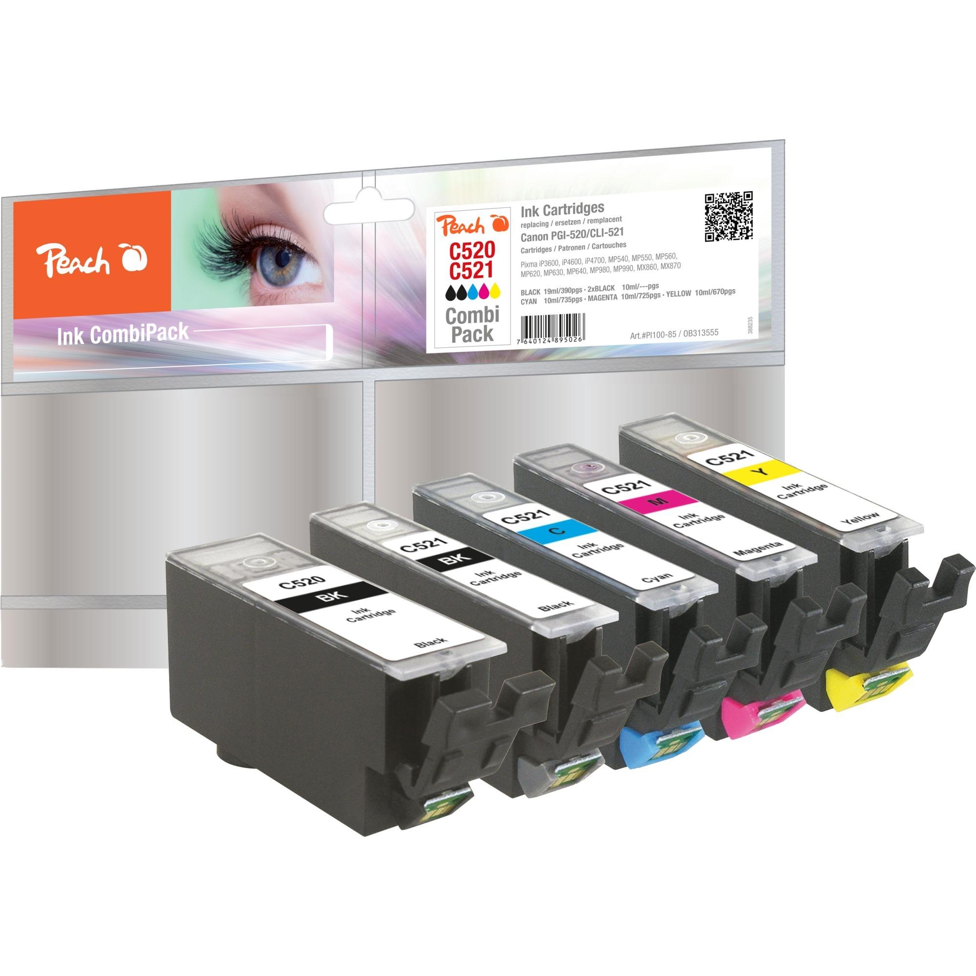 Peach Tinte Spar Pack PI100-85