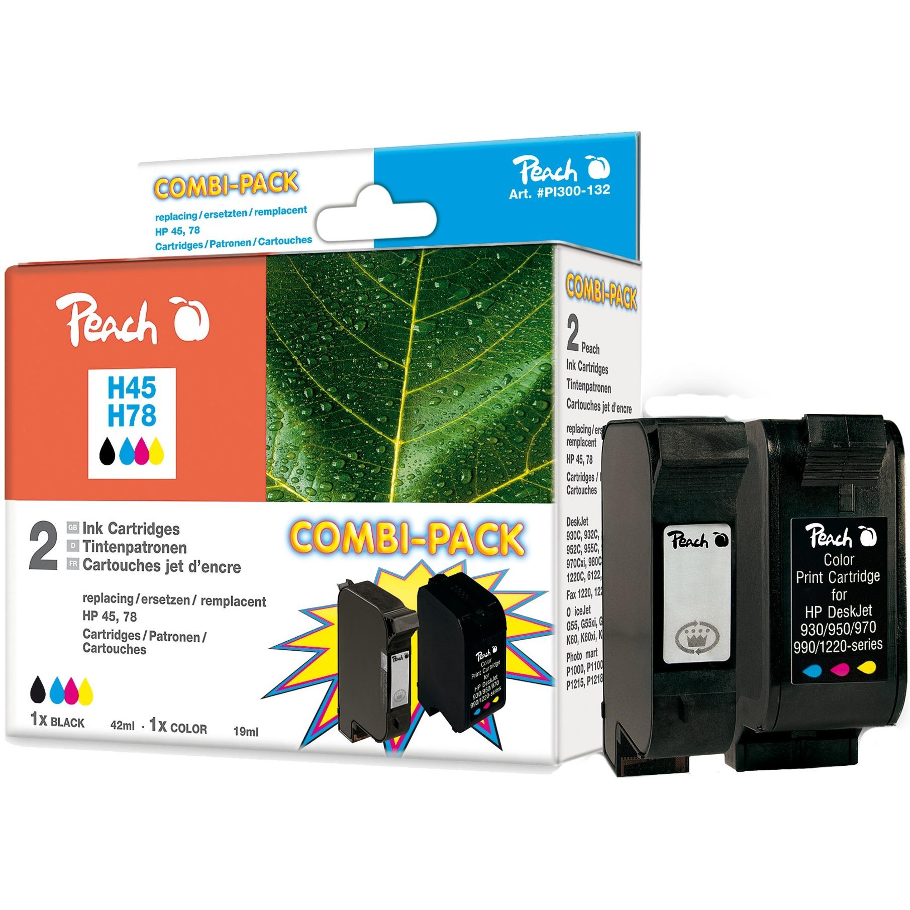 Peach Tinte Spar Pack PI300-132