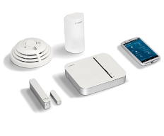 Smart Home Sicherheit Starter-Paket, Komplettpaket