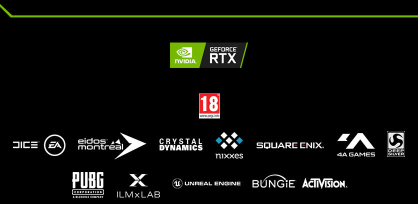 nVidia GeForce RTX