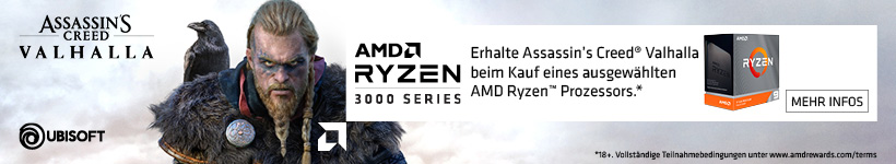 AMD Assassins Creed Valhalla Bundle